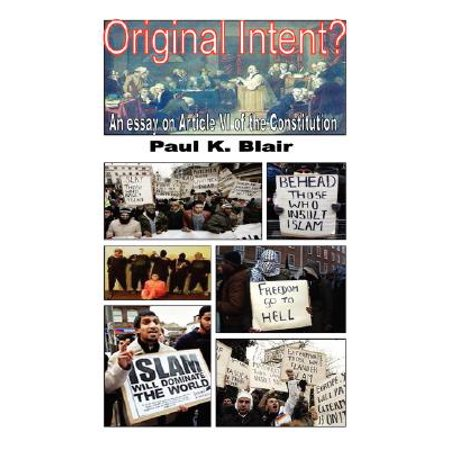 Original Intent? a Essay on Article VI of the