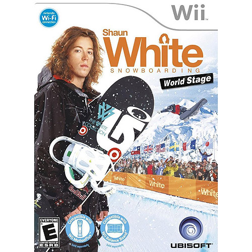 Shaun White Snowboarding: World Stage (Wii) - Pre-Owned
