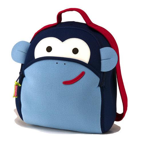 Dabbawalla Bags Monkey, too! Backpack