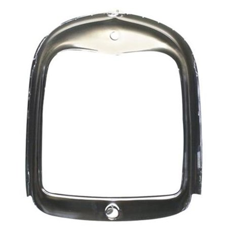 Stock Grille Shell (1928-29 Ford Model A Stock Radiator Grille Shell, Plain)