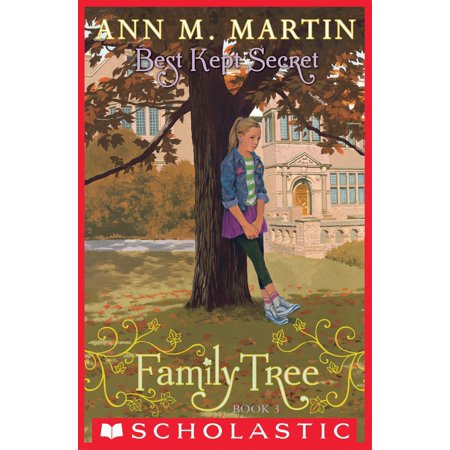 Family Tree Book Three: Best Kept Secret - eBook