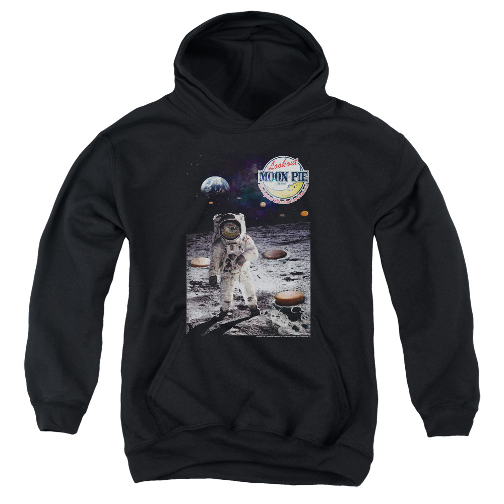 Moon Pie The Truth Big Boys Pullover Hoodie