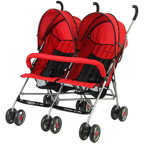 Dreamonme Stroller-Color:Red,Size:Twin