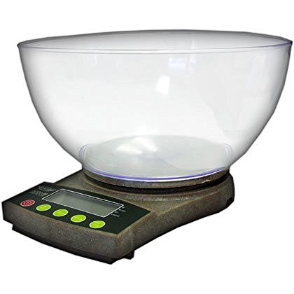 My Weigh iBalance 5000H i5000H Eco-Plastic Digital Scale