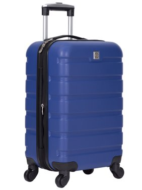 "Protege 20"" Expandable Spinner Rolling Carry-On Luggage"