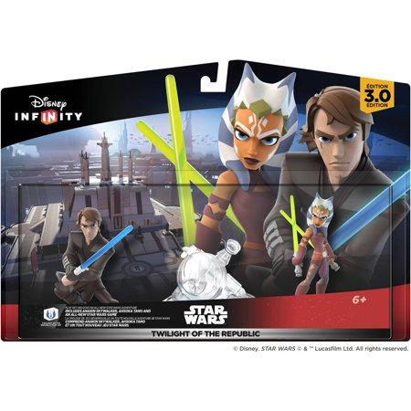 Infinity Pump Set - Disney Infinity 3.0 Edition: Star Wars Twilight of the Republic Play Set