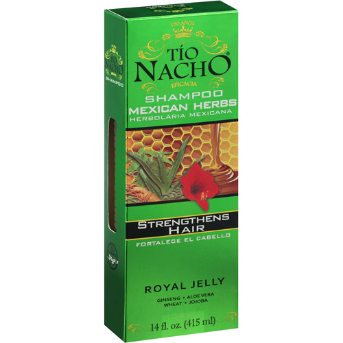 Tio Nacho Mexican Herbs Royal Jelly Shampoo, 14 fl oz
