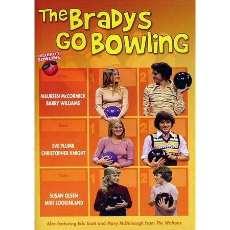 Celebrity Bowling: The Bradys Go Bowling
