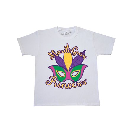 Mardi Gras Princess Youth T-Shirt - Mardi Gras Clothing Store