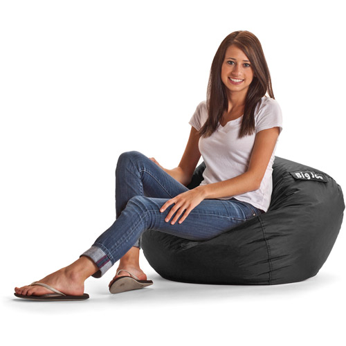 "98"" Big Joe Round Bean Bag, Multiple Colors"
