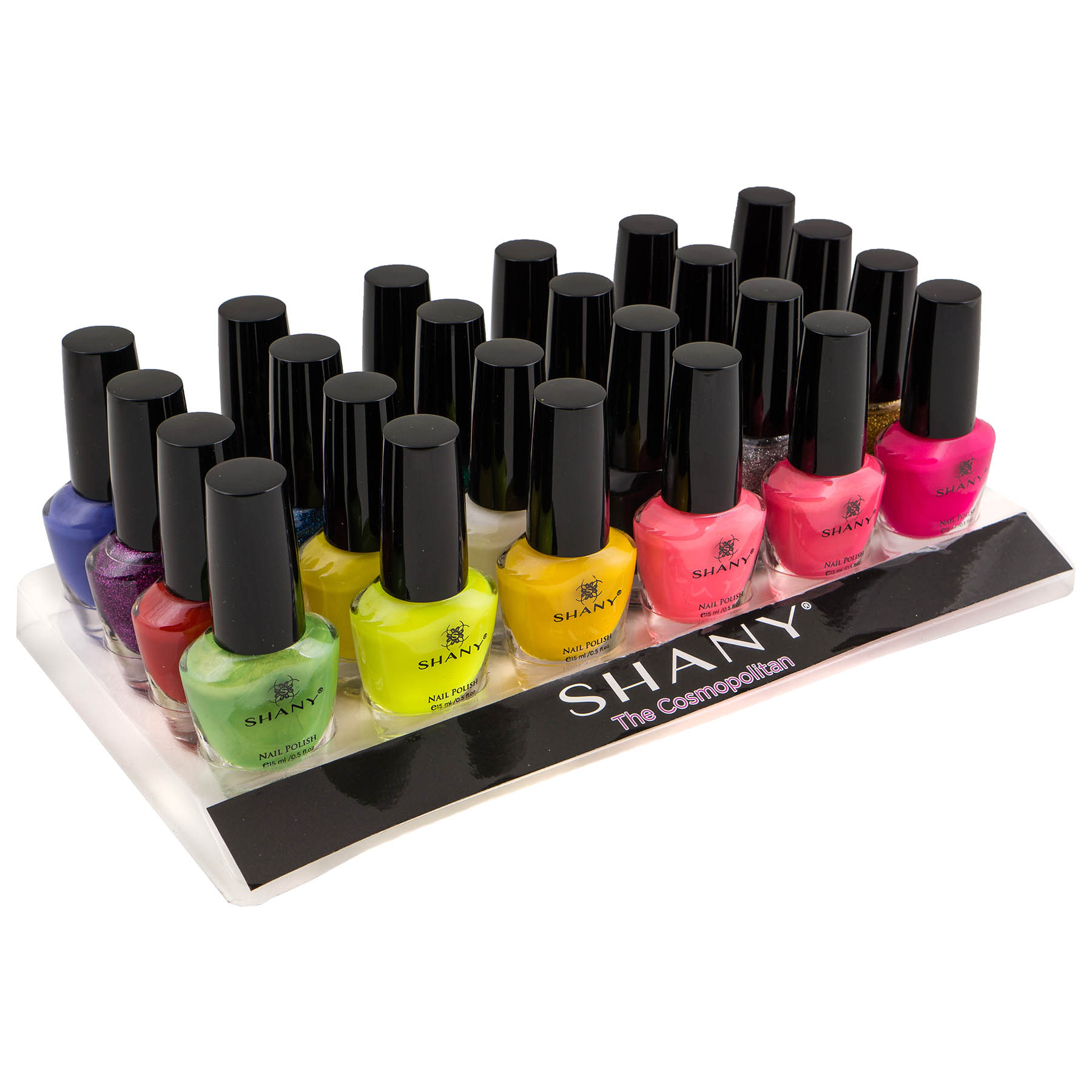 SHANY Cosmopolitan Nail Polish Set - Walmart.com