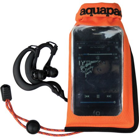 Aquapac Stormproof Case for iPod, Orange