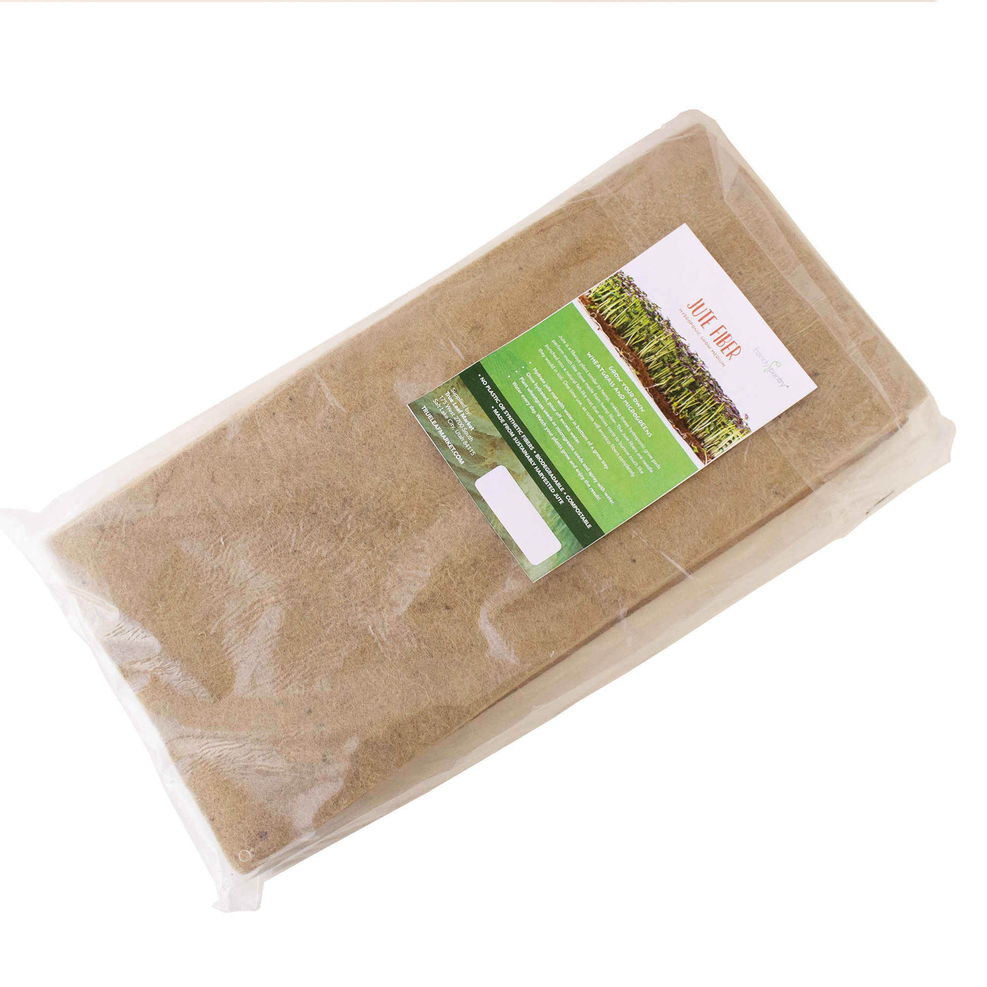 Pro Micro Jute Microgreens Grow Mats by Handy Pantry ...