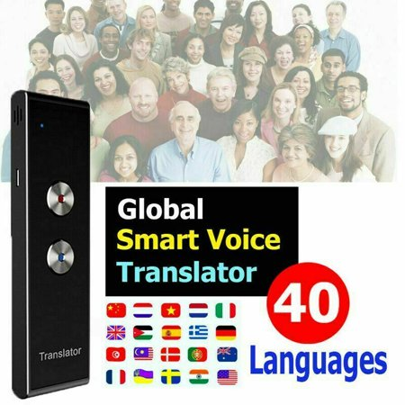 Translaty MUAMA Enence Smart Instant Real Time Voice 40 Languages