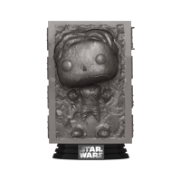 Funko POP! Star Wars: Star Wars- Han in Carbonite