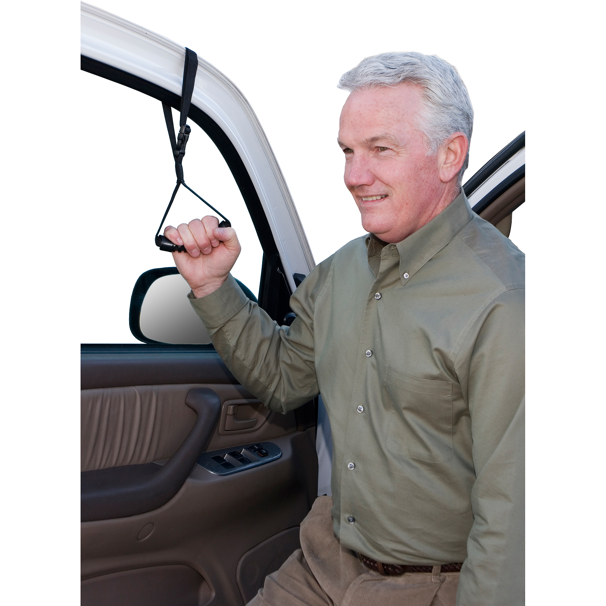 Stander CarCaddie - Adjustable Vehicle Support Handle