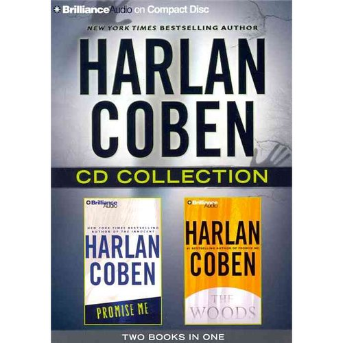 Harlan Coben CD Collection: Promise Me / The Woods
