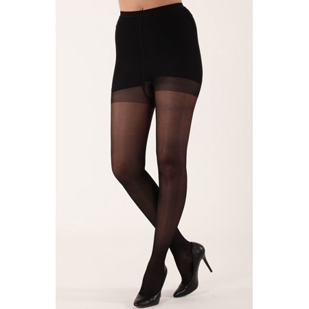 f9acb785d Made in the USA - Sheer Compression Pantyhose