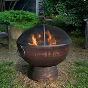 Good Directions Oversized Fire Bowl with Spark Screen - 26""
