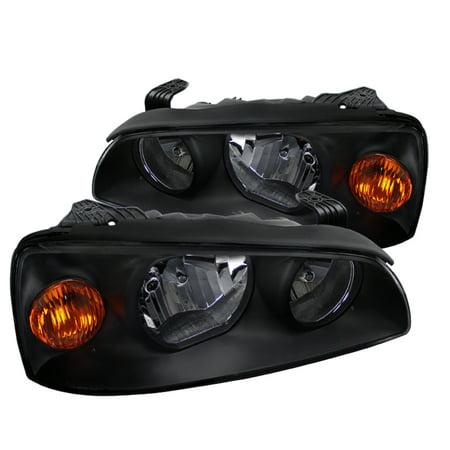 - Spec-D Tuning For 2004-2006 Hyundai Elantra Headlights Black Crystal Headlights + Amber Reflector 2004 2005 2006 (Left+Right)