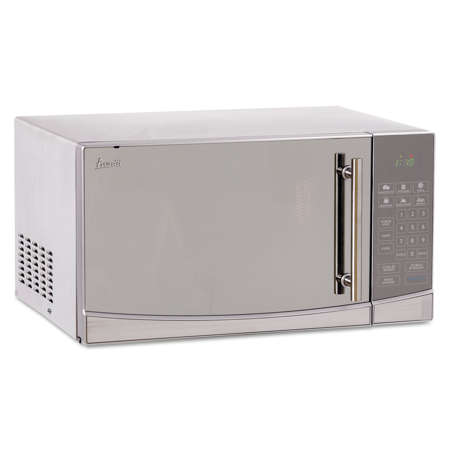 Avanti MO1108SST 1,000-Watt Counter Top Microwave Oven With Stainless Steel Finish by Avanti Products