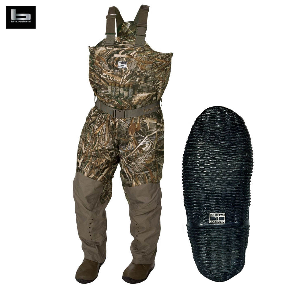 Banded Gear RedZone Uninsulated Wader (11)- RTMX-5 by Banded