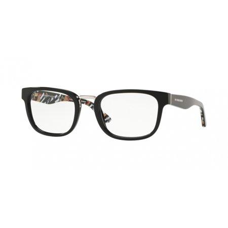 Burberry 2279 Eyeglasses 3735 Black