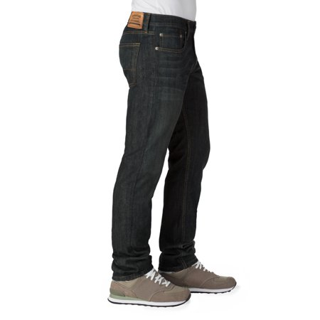 21512028 Signature by Levi Strauss & Co. Men's Athletic Fit Jeans - Walmart.com
