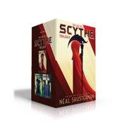 Arc of a Scythe: The Arc of a Scythe Trilogy : Scythe; Thunderhead; The Toll (Hardcover)