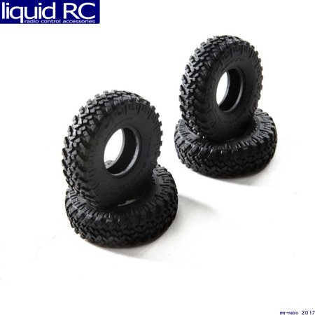 Axial 1.0 Nitto Trail Grappler, Monster Truck Tires (4pcs),