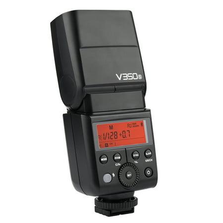 Godox V350S Compact Size 2.4G Wireless Speedlite Master/ Slave Camera Flash TTL 1/8000s