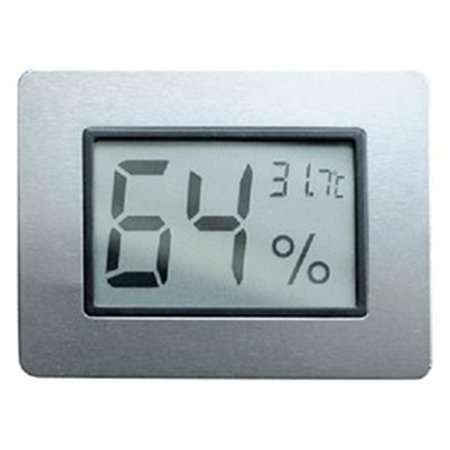 Visol VAC701 Digital Hygrometer - Thermometer for Cigar (Best Digital Hygrometer For Humidor)