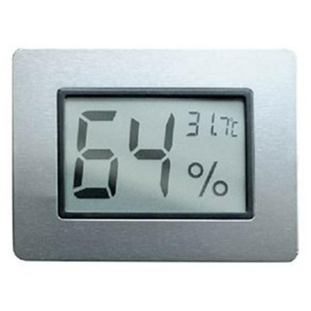 Visol VAC701 Digital Hygrometer - Thermometer for Cigar