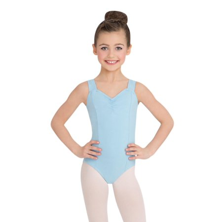 Princess Tank Leotard - Girls - Princess Peach Leotard