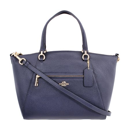 Coach Prairie Ladies Medium Leather Satchel Handbag 58874 ()