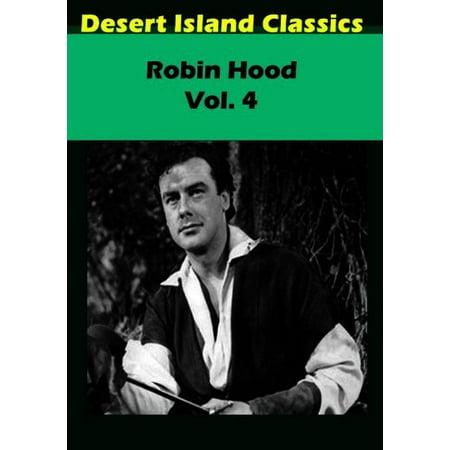Robin Hood: Volume 4 (DVD)