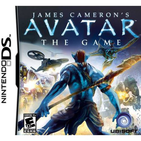 Avatar  James Cameron   The Game  Ds