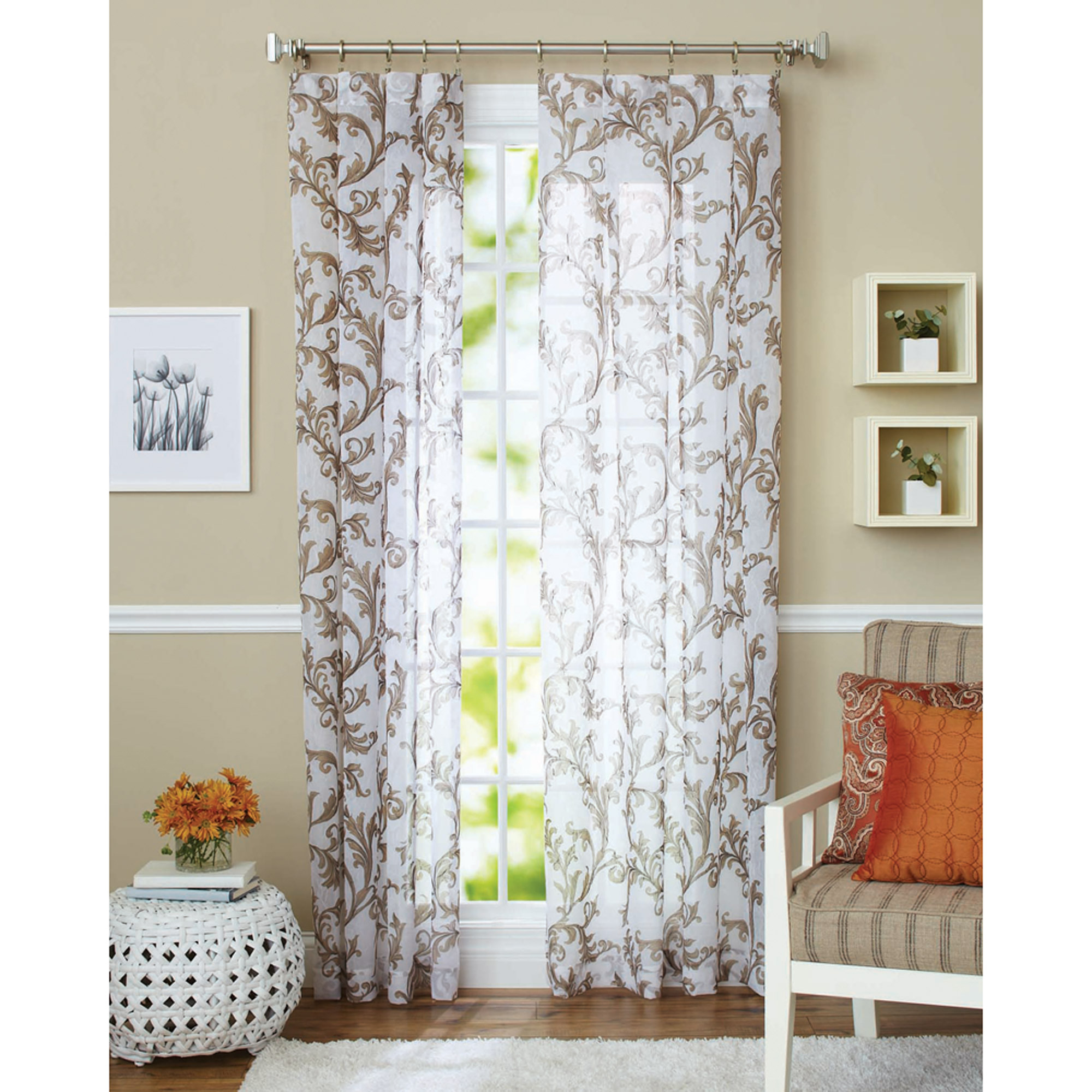 Better home and garden curtain panels curtain Better homes and gardens curtains