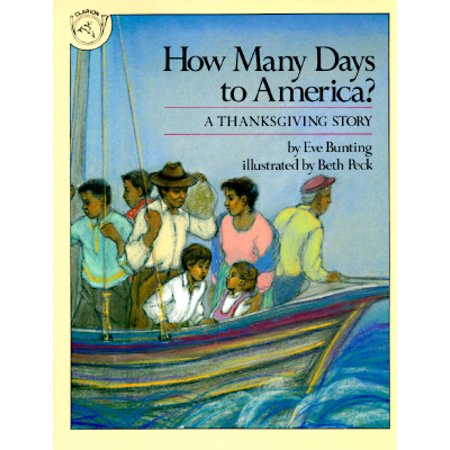 How Many Days to America? : A Thanksgiving Story - How Many Days For Halloween