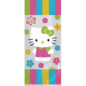 Hello Kitty Party Favor Bag (8-pack) - Party - Hello Kitty Partys