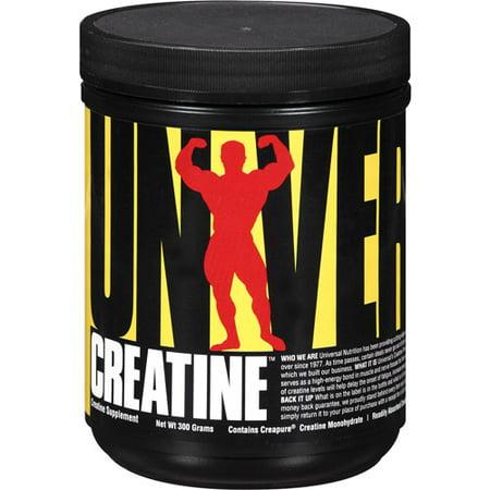 Universal Nutrition Créatine poudre - 300 grammes