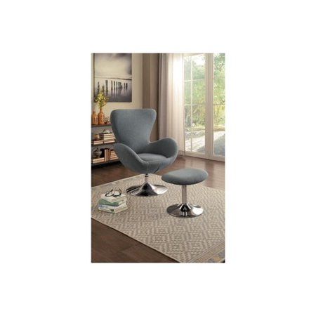 Incredible Brayden Studio Gurney Slade Swivel Armchair And Ottoman Gmtry Best Dining Table And Chair Ideas Images Gmtryco