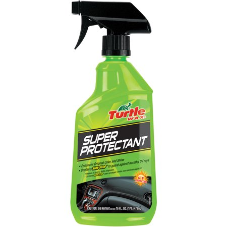 Turtle Wax Super Protectant With Sun Stop 16 Oz