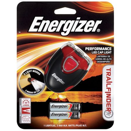 Energizer Performance Cap Light