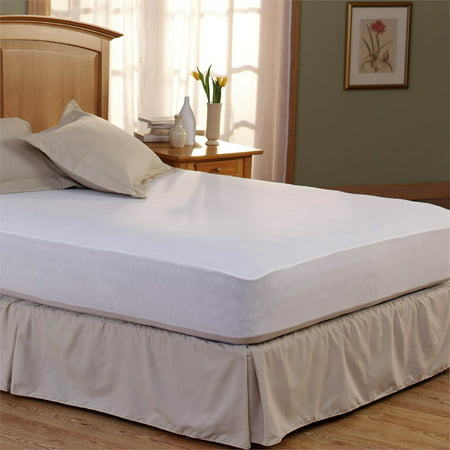 bed armor waterproof mattress pad california king. Black Bedroom Furniture Sets. Home Design Ideas