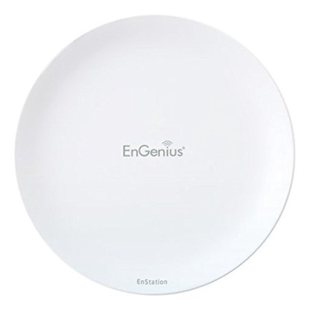 Outdoor Wireless Bridge, Enstation 2 Access Point 2.4ghz Wireless Bridge