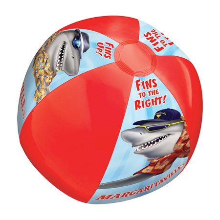 Margaritaville Inflatable Beach Ball (Wholesale Inflatables)