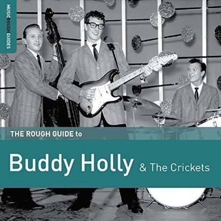 Rough Guide To Buddy Holly   The Crickets  Vinyl
