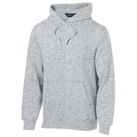Sport-Tek Men's Comfortable Pullover Hooded Sweatshirt 10 Oz Pullover Hooded Sweatshirt