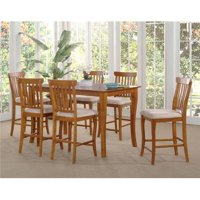 Venetian Dining Chair with Oatmeal - Caramel Latte